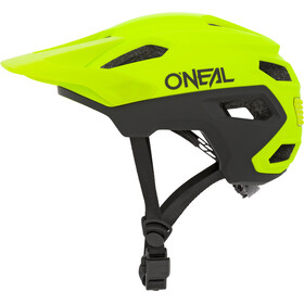 O'Neal Trailfinder Helm Solid, neon yellow